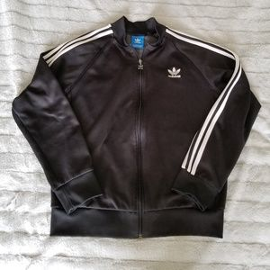 adidas Mens Original Superstar Track Jacket